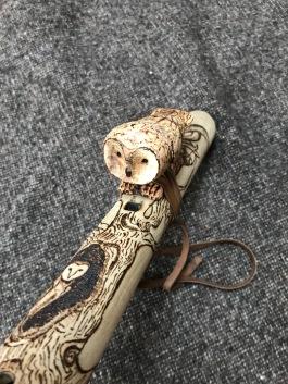 Owl Flute